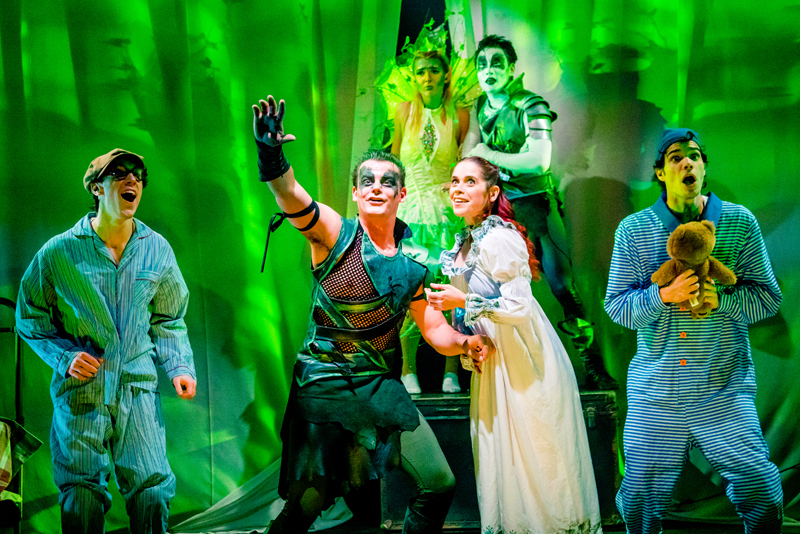 The Adventures of Peter Pan | Synetic Theater